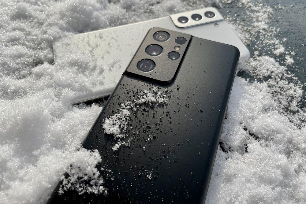 GQ testet die Kamera des Samsung Galaxy S21 und S21 Ultra.