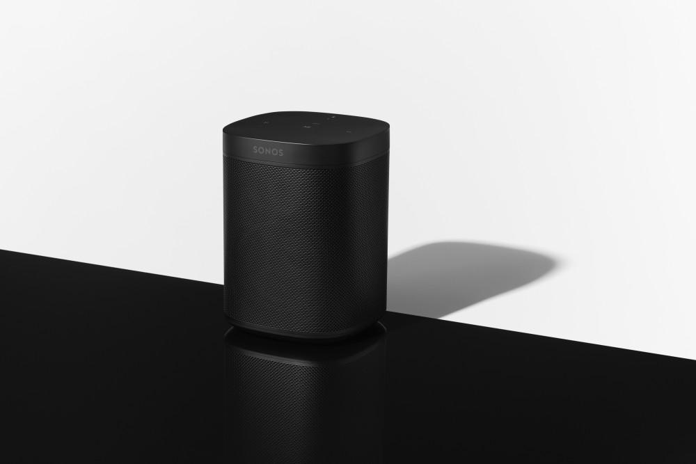 Der Sonos One ist ein Smart Speaker für Audiophile zu Weihnachten
