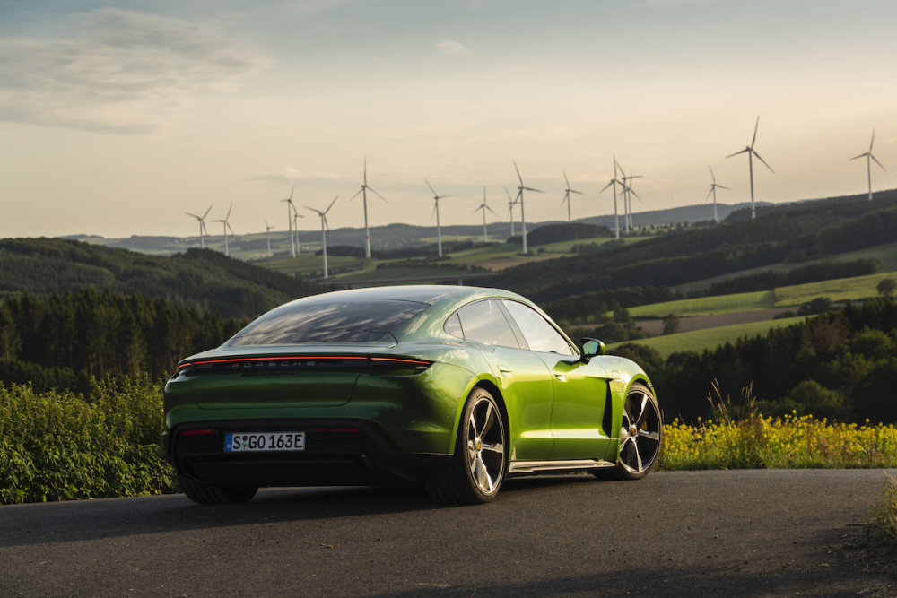 Fahrbericht Porsche Taycan Turbo S