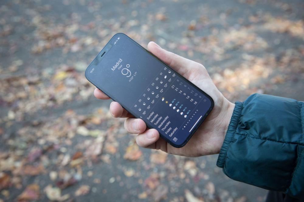 Das neue Display des iPhone 13 sorgt für längere Akkulaufzeit