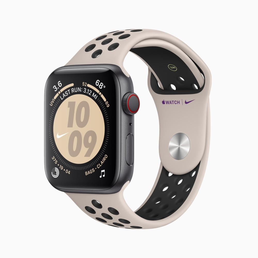 Apple Watch Nike: So sieht die neue Smartwatch der Series 5 aus