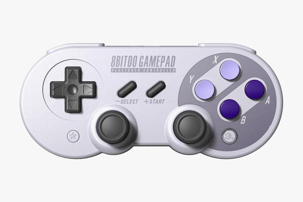 Nintendo Switch, Zubehör, Accessoire, 8Bitdo SN30 Pro-Controller