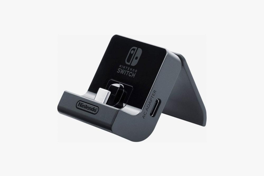 Nintendo Switch, Zubehör, Accessoire, Nintendo Switch Ladeaufsteller