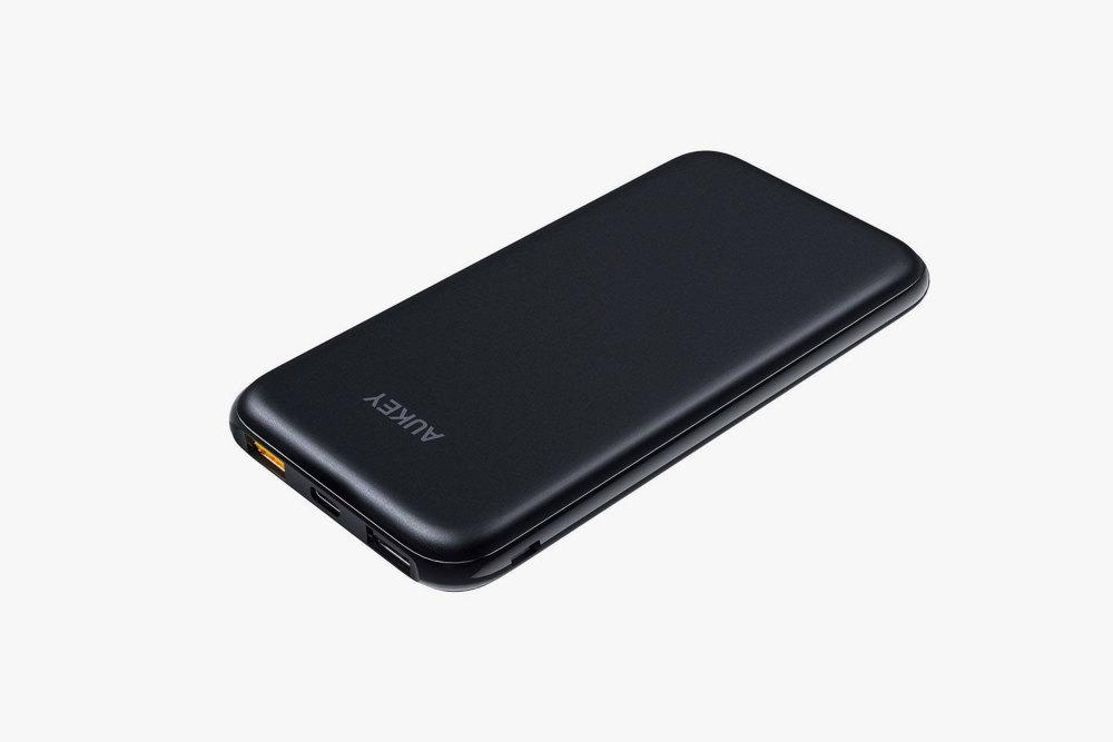 Nintendo Switch, Zubehör, Accessoire, Aukey PD 10.000 mAh Powerbank
