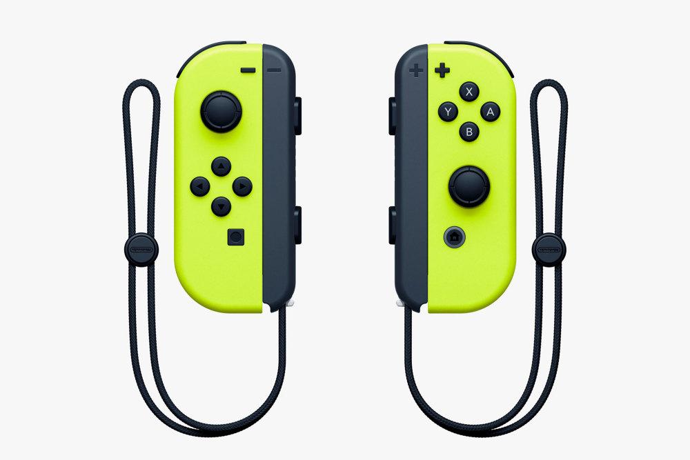Nintendo Switch, Zubehör, Accessoire, Nintendo Joy-Cons