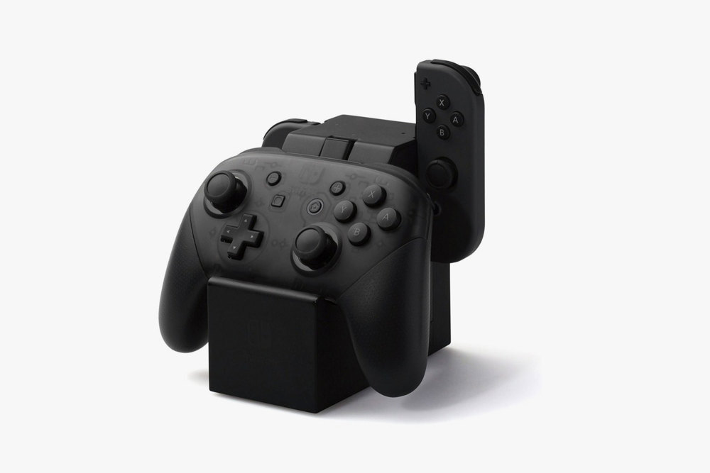 PowerA Joy-Con- & Pro-Controller Ladestation das perfekte Nintendo Switch Zubehör