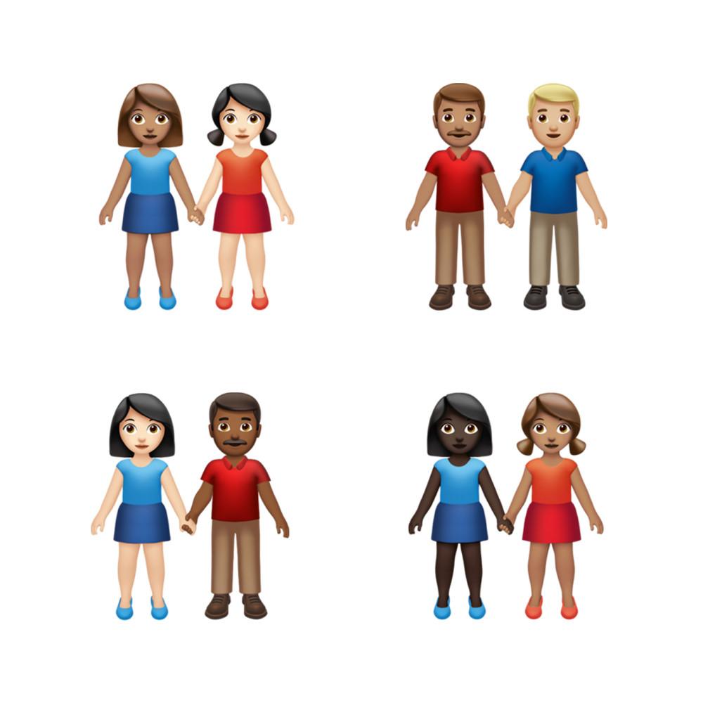 Apple stellt 59 neue Emojis vor