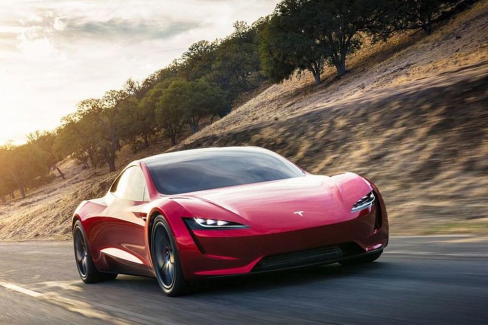 Tesla Roadster (2022)
