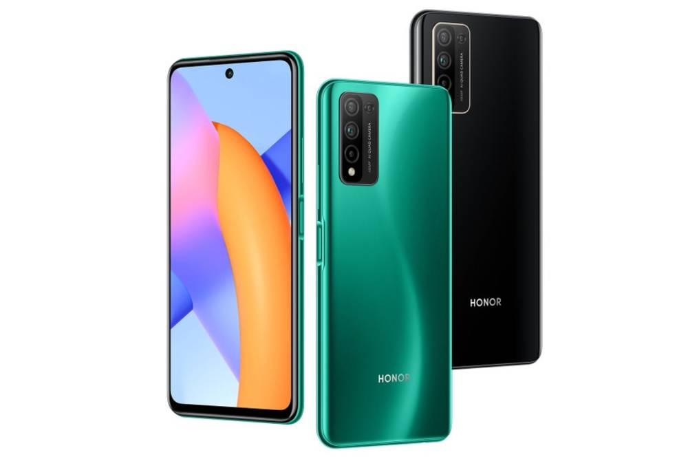 Das Honor 10X Lite zählt zu den besten Smartphones für unter 300 Euro.