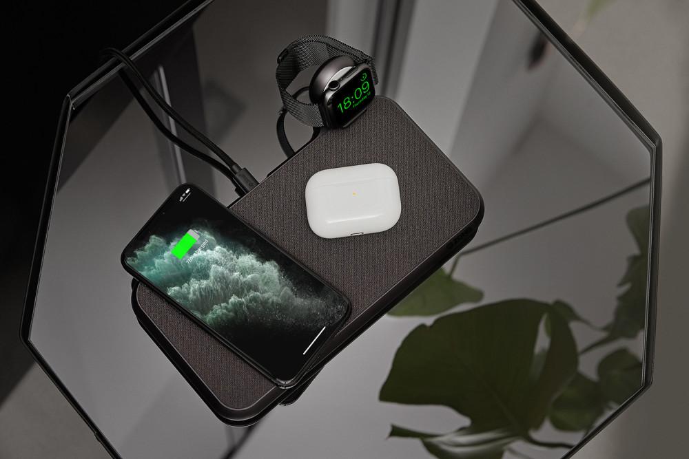 Smart Working, Technik, Ladepad, Zens Liberty Wireless Charger