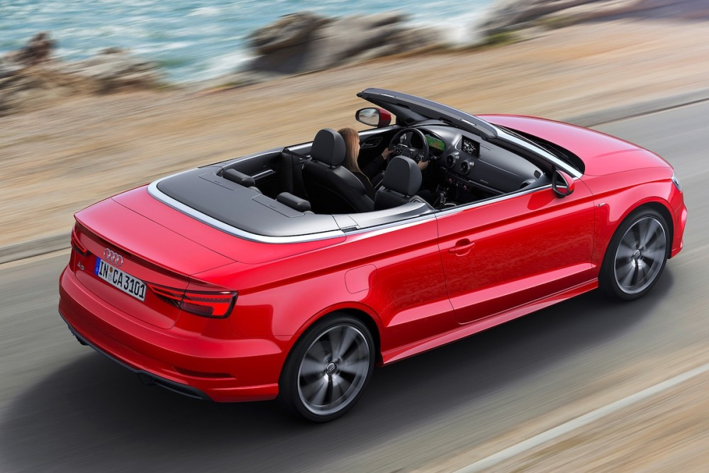 Audi A3 Cabriolet 2020