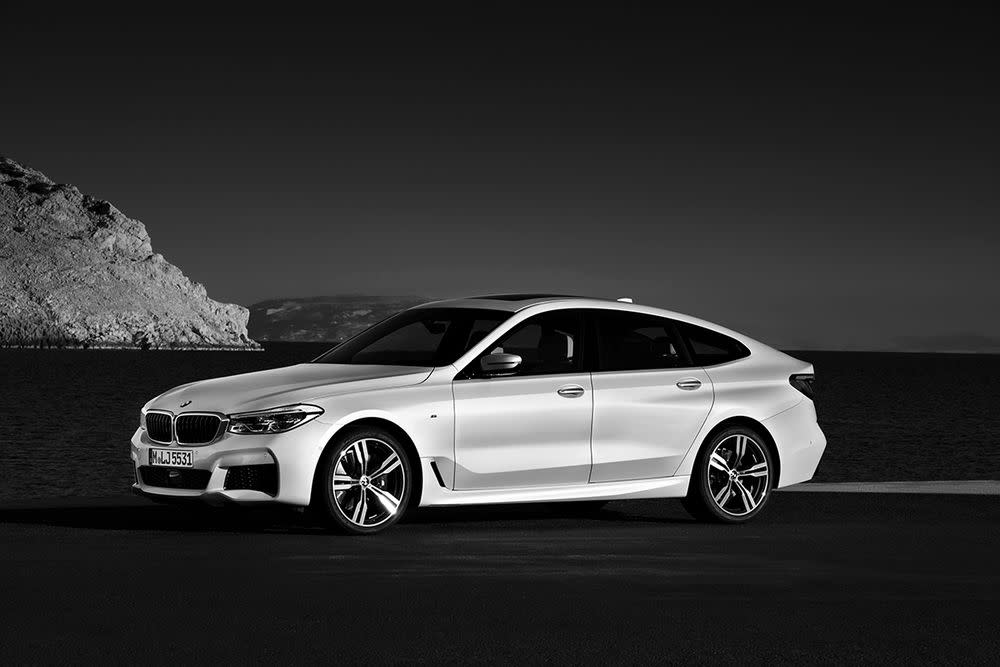 Offizielle Preise hat BMW für den neuen 6er Gran Turismo noch nicht genannt.