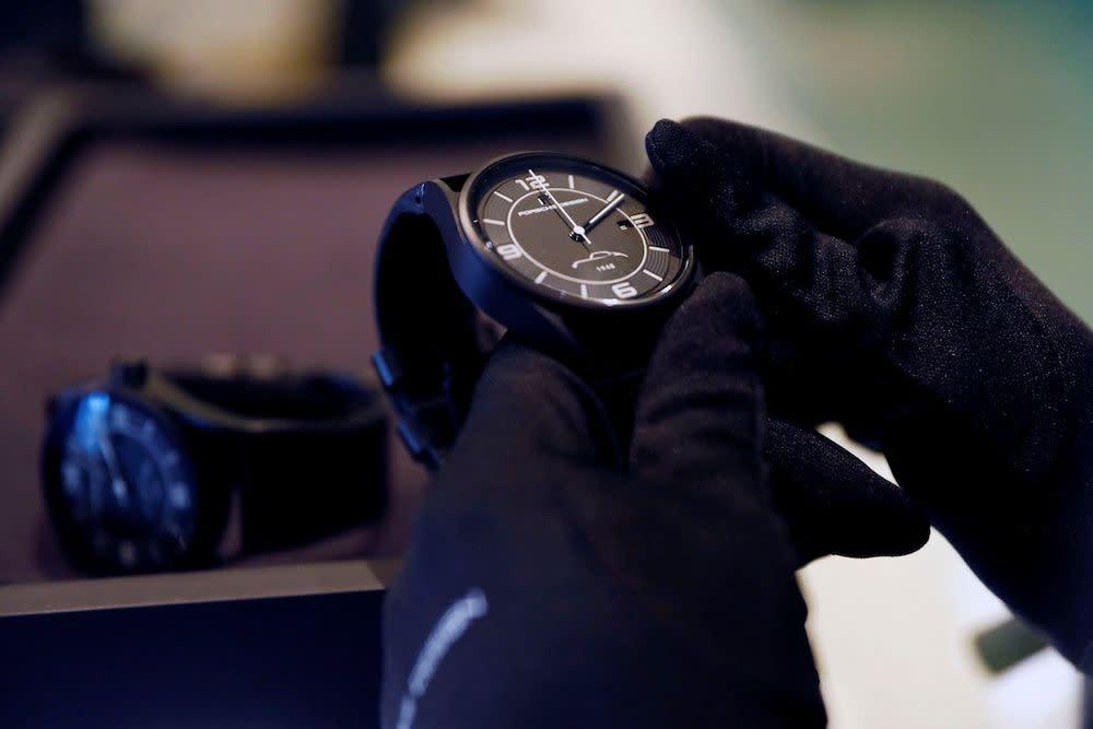 """Porsche Design Uhr """"1919 Datetimer 70Y Sports Car Limited Edition"""""""