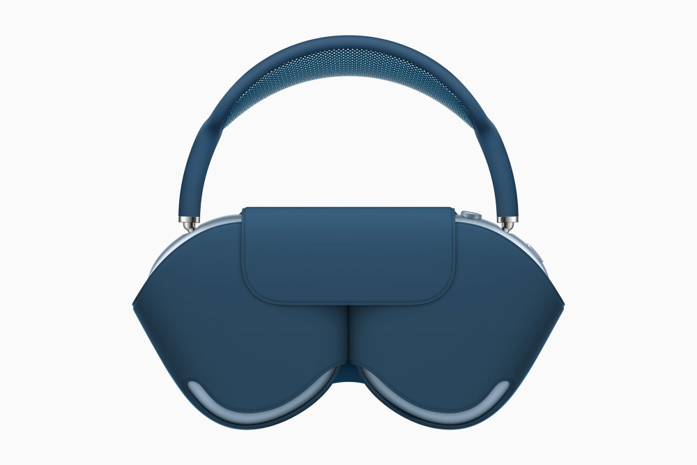 Apple stellt erste Over-Ear-Kopfhörer AirPods Max vor