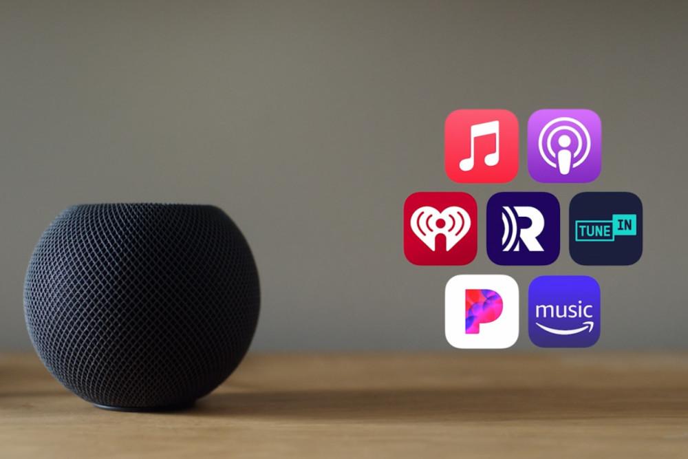 Apple Keynote 2020, Apple HomePod mini