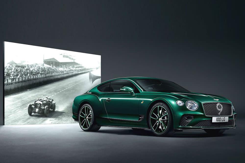 Bentley Continental No.9