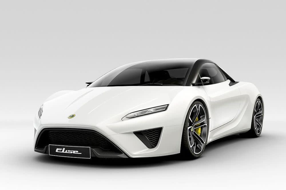 Die neue Elise kommt im Frühjahr 2015 mit Start-Stop-Automatik und optionalem Hybrid