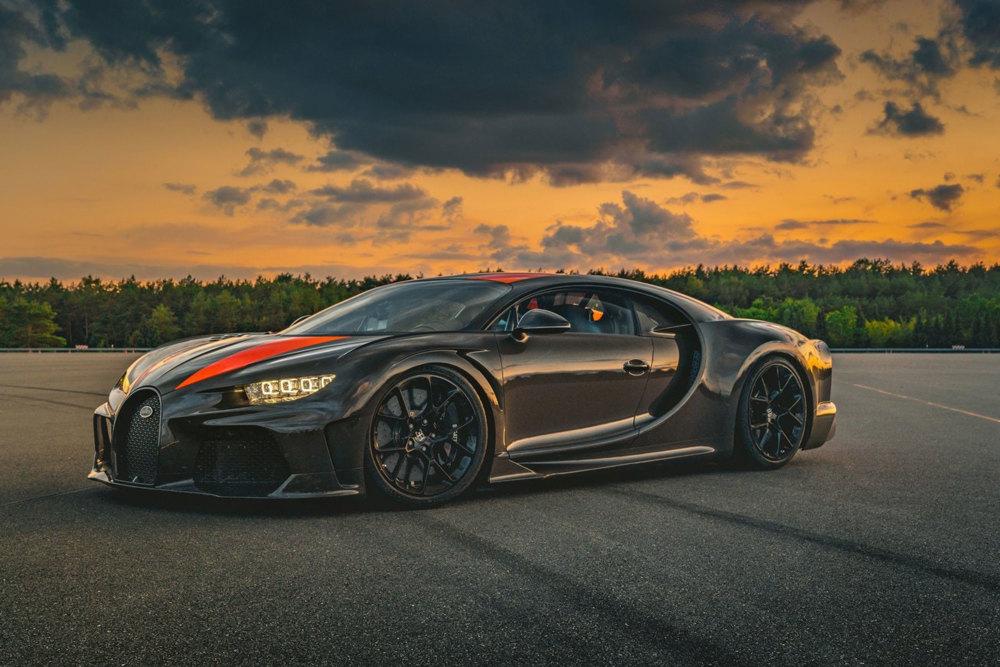 Der Bugatti Chiron Super Sport 300+ gehört zu den 10 teuersten Autos der Welt 2020