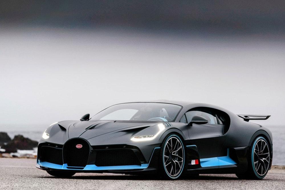 Der Bugatti Divo gehört zu den 10 teuersten Autos der Welt 2020