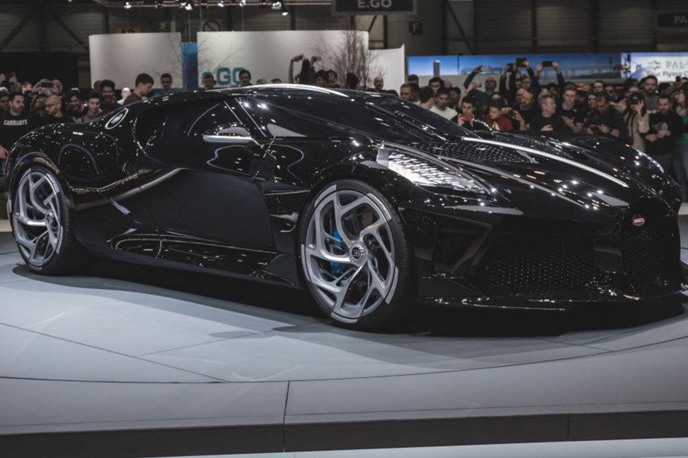 Der Bugatti La Voiture Noire gehört zu den 10 teuersten Autos der Welt 2020