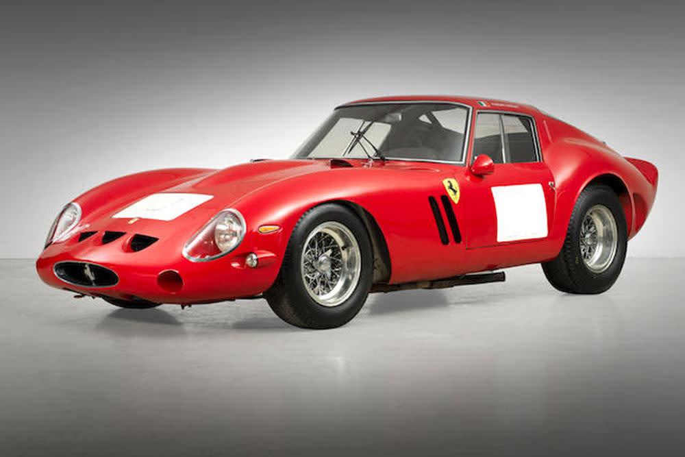 Die teuersten Autos der Welt, Platz 2, Ferrari 250 GTO Berlinetta 1962