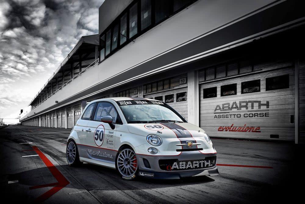 Abarth 695 Assetto Corse Evolizione, Sportwagen, Fiat, Abarth, Die besten Sportwagen aus Italien