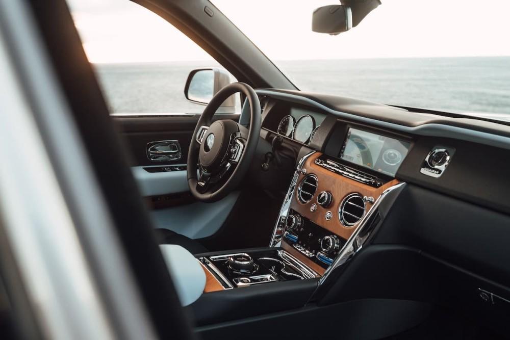 Interieur, Rolls-Royce Cullinan