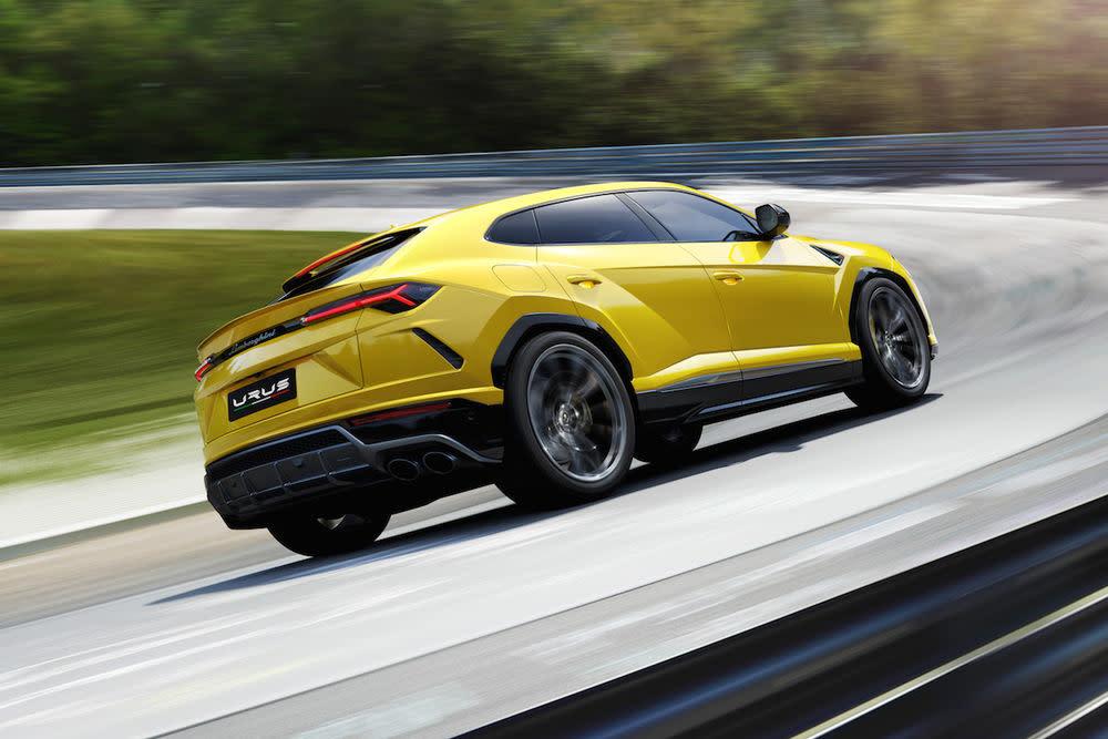 So ambitioniert das Vorhaben, so beeindruckend wirken die Eckdaten des Lamborghini Urus.
