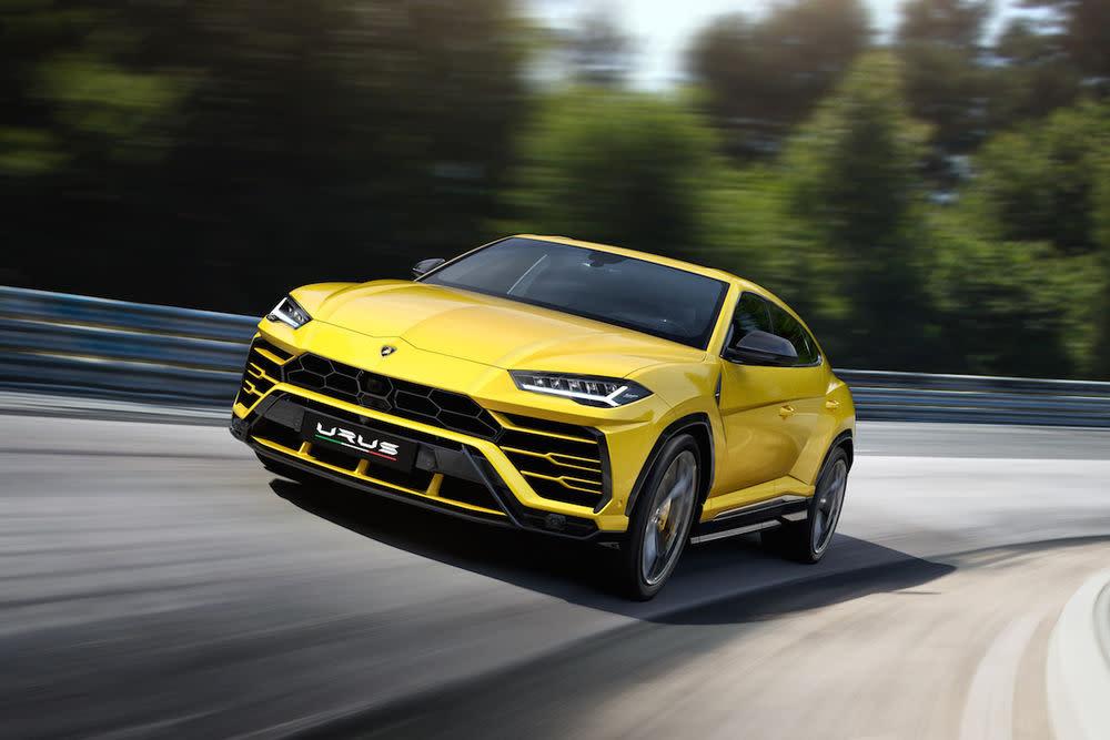 Der Lamborghini Urus ist serienreif und soll als weltweit erstes Super Sport Utility Vehicle der SUV-Konkurrenz auf und davon fahren.