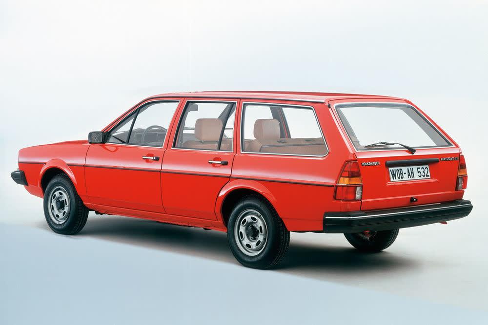 VW Passat Variant B2 (1980 – 1988)