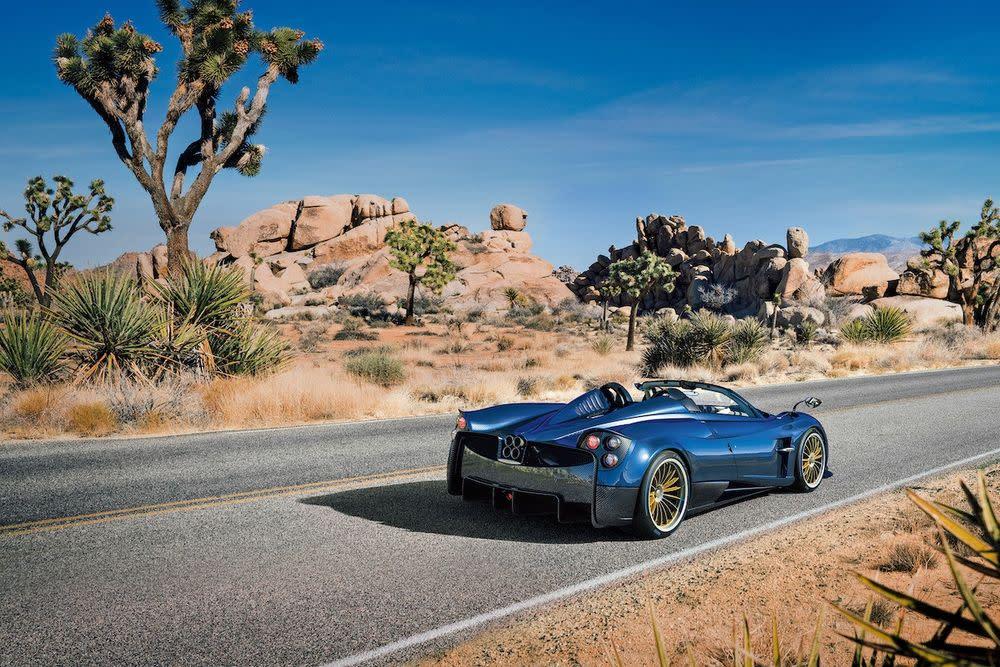 Pagani Huayra Roadster, Sportwagen, Italien, Supersportwagen, Hypercar, Die besten Sportwagen aus Italien