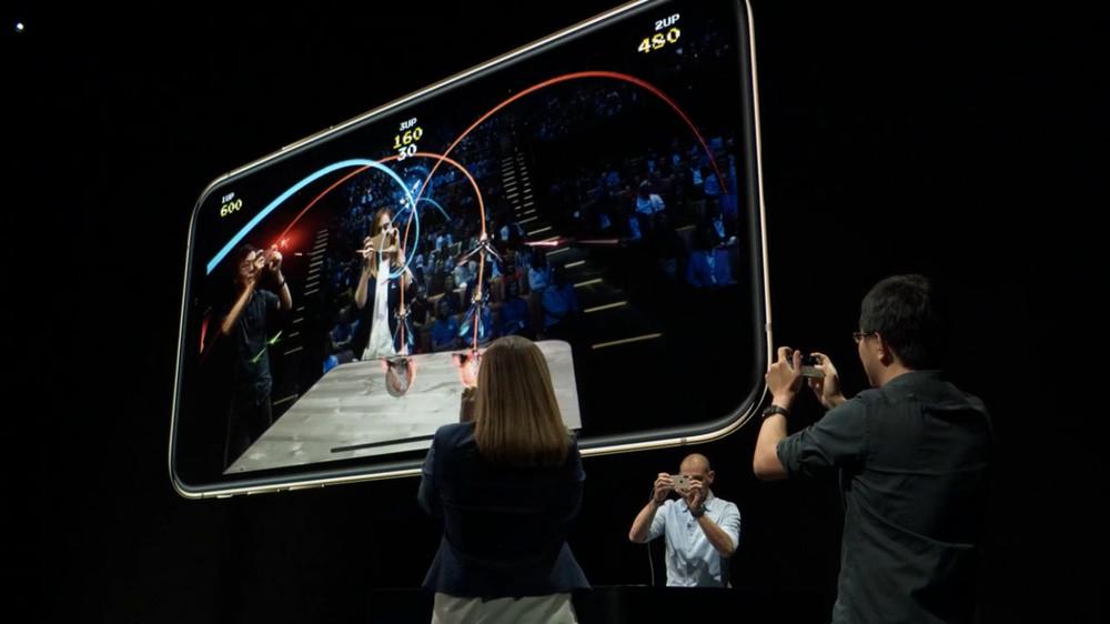 Die iPhones bieten völlig neue Möglichkeiten für Virtual Reality Spiele