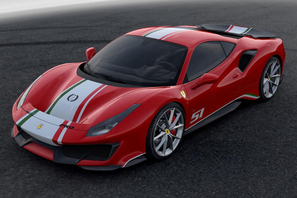Ferrari 488 Pista, Sportwagen, Italien, Supersportwagen, Die besten Sportwagen aus Italien