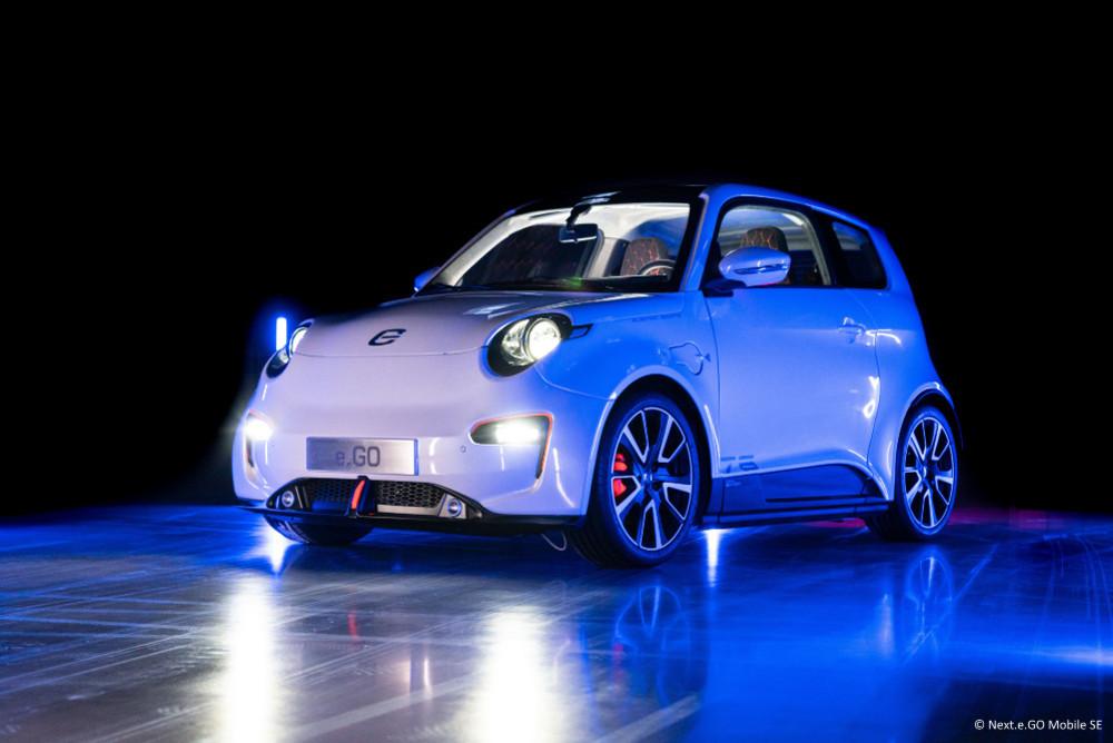 2021 könnte die sportliche Version des E-Autos e.GO Life auf den Markt kommen.