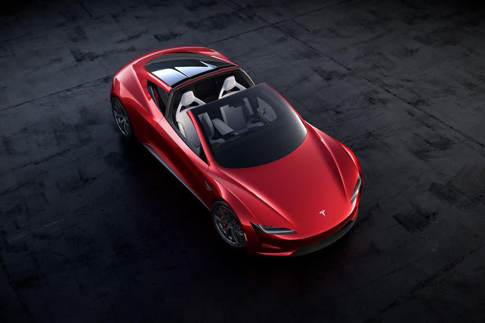 Der neue Tesla Roadster 2020
