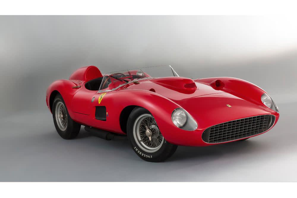 Die teuersten Autos der Welt, Platz 3, Ferrari 335 Sport 1957 – 30,3 Millionen Euro