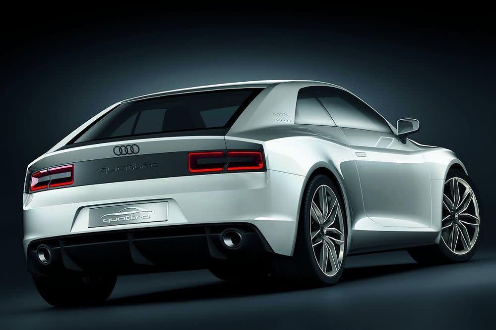 Die 2010er Version wiegt exakt so viel wie der Urahn und bringt es damit auf das Leistungsgewicht des Supersportlers Audi R8 V10
