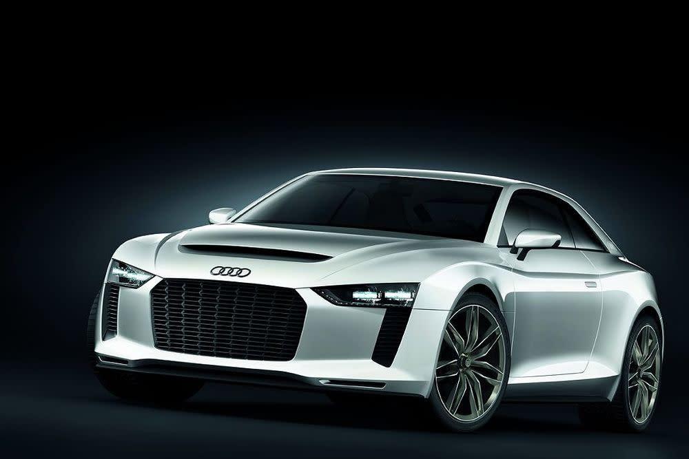 Mit dem Ur-Quattro begann vor 30 Jahren der Aufstieg der Allradtechnik – und von Audi
