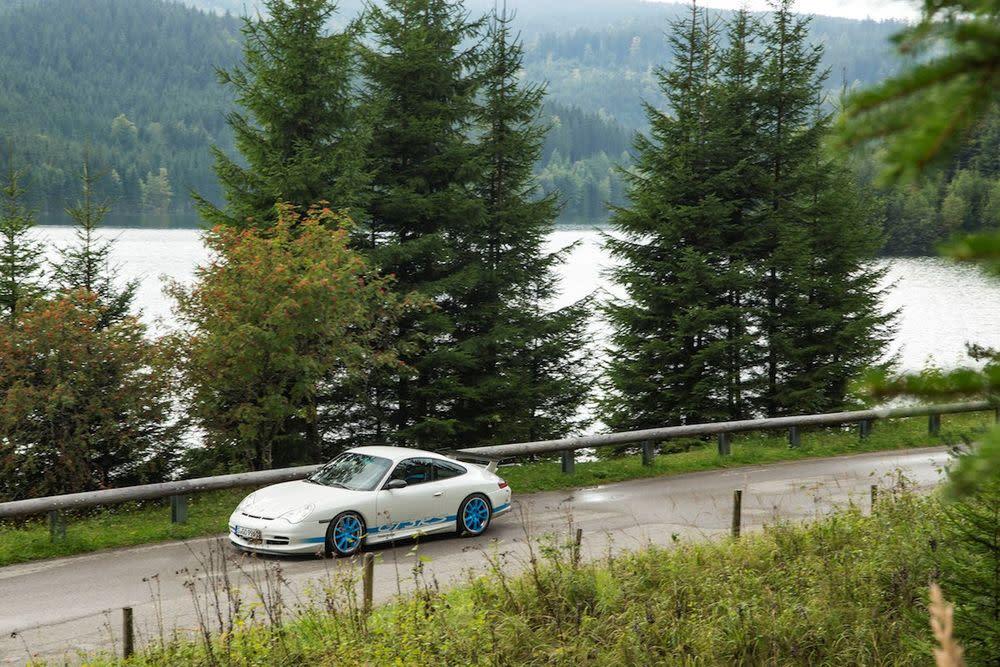 Porsche 996 GTS RS
