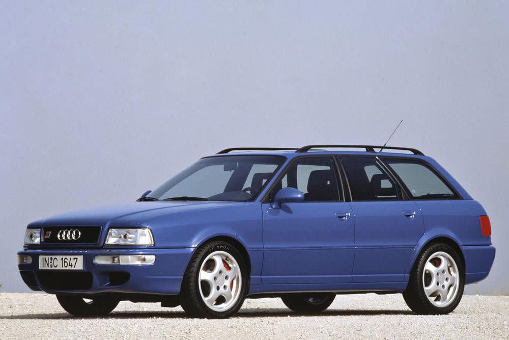 Audi RS2 (1994 bis 1996)