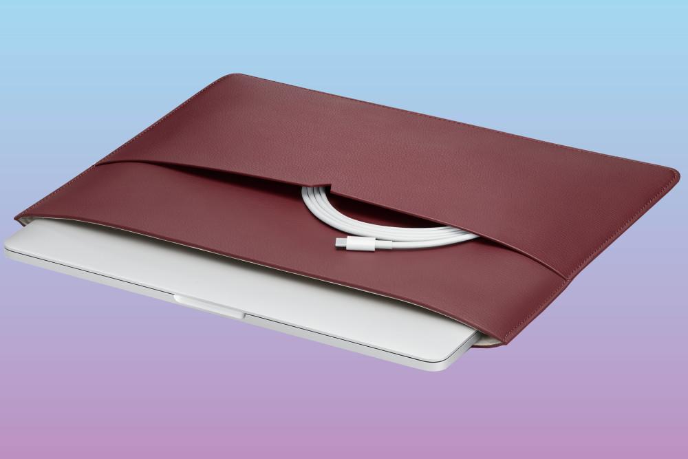 Über diese MacBook Hülle freuen sich alle Apple-Fans