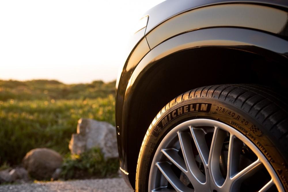 Der Sport 4 SUV von Michelin