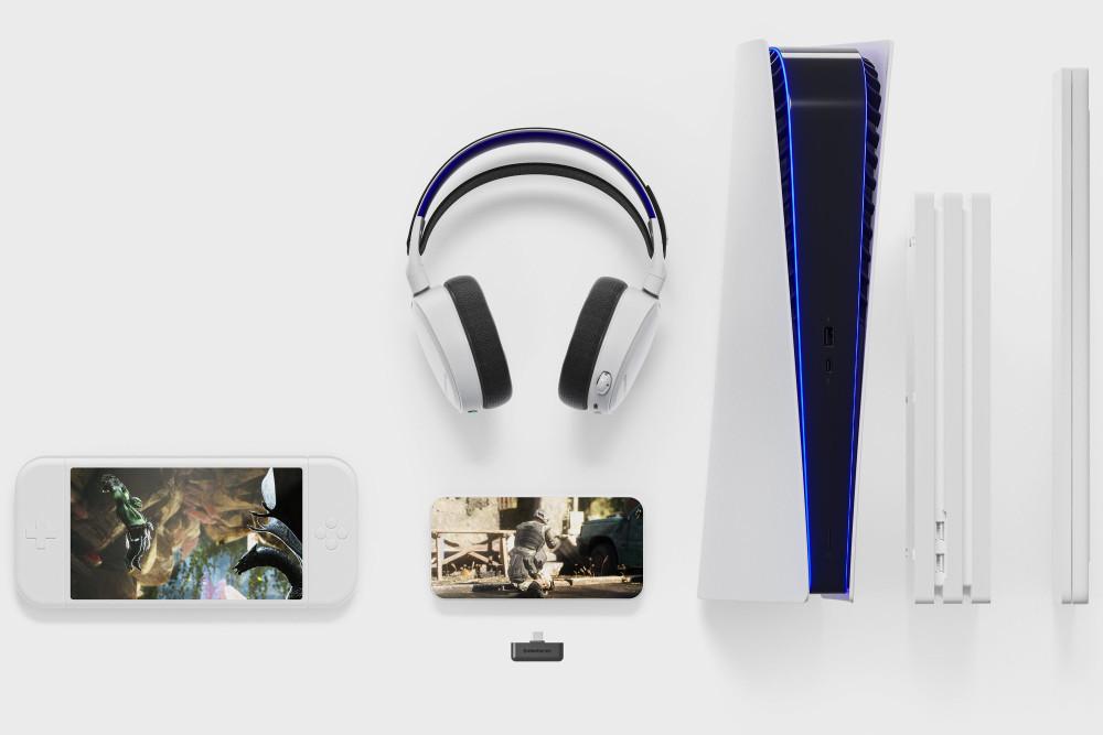 Das Arcits 7P Gaming-Headset ist mit PS5, PS4, PC, Android-Geräten und Nintendo Switch kompatibel.