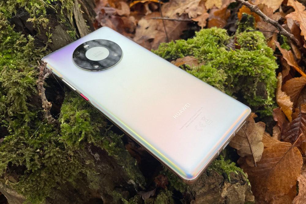 Das Huawei Mate 40 Pro im GQ-Test