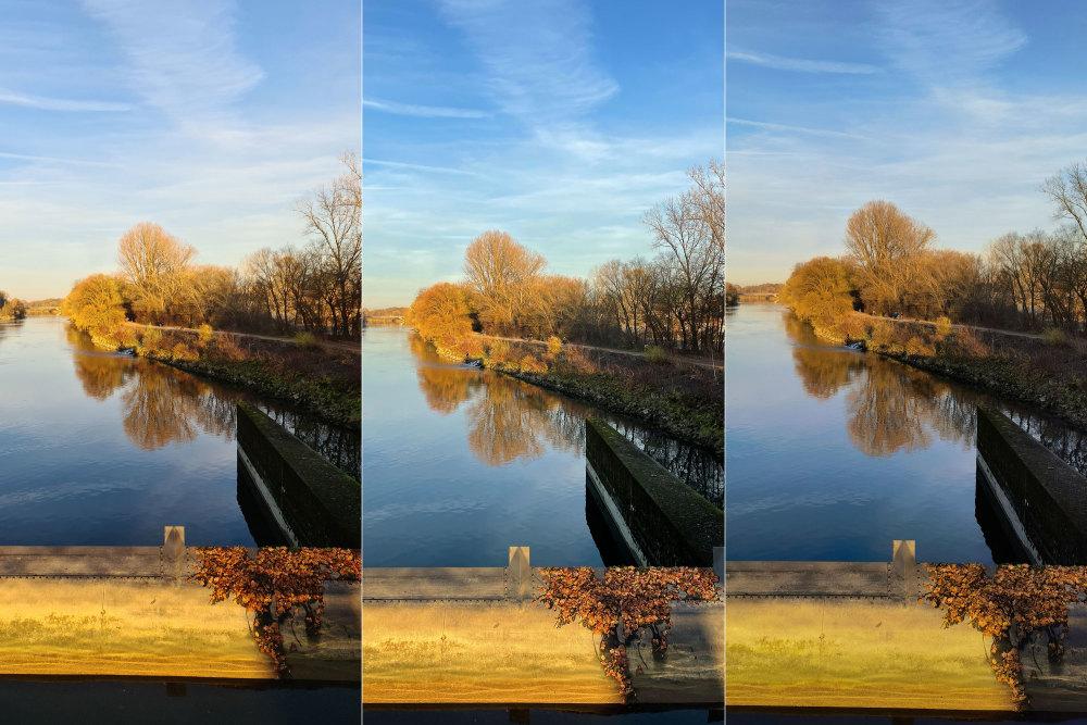 Die Kamera des iPhone 12 Pro Max im Vergleichstest