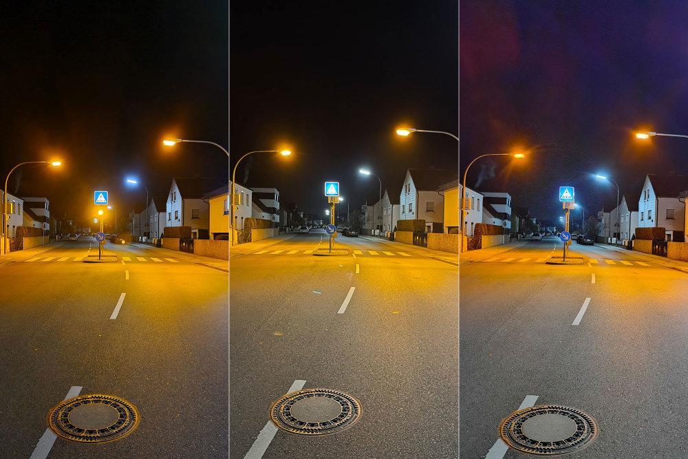 Der Nachtmodus des iPhone 12 Pro Max im Vergleichstest