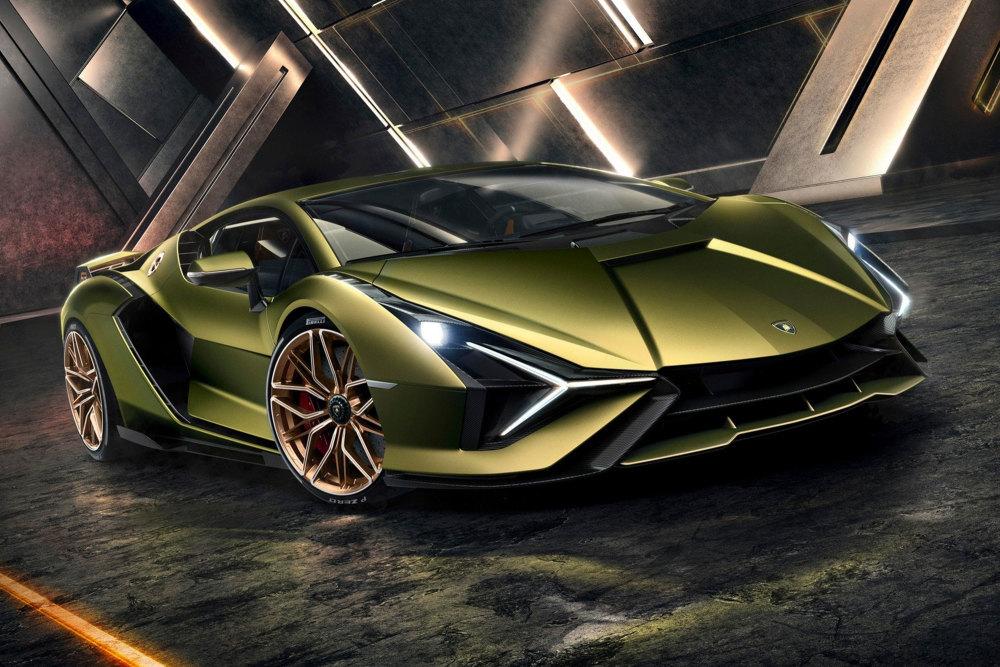 Der Lamborghini Sian gehört zu den 10 teuersten Autos der Welt 2020
