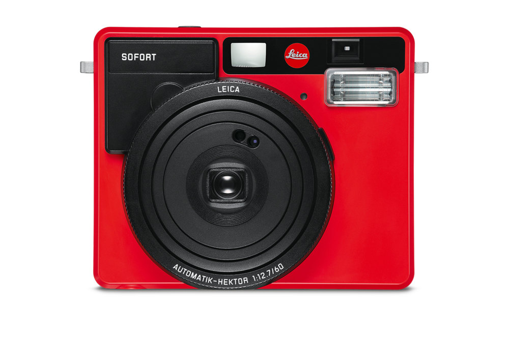 Leica Sofort, Sofortbildkamera, Polaroid Kamera