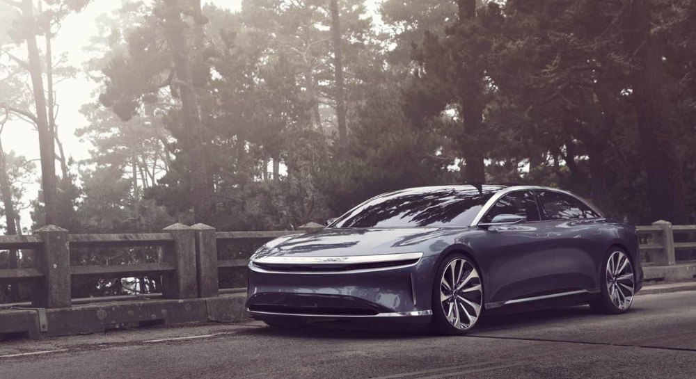 Top 10 Tesla-Konkurrenten: Lucid Air