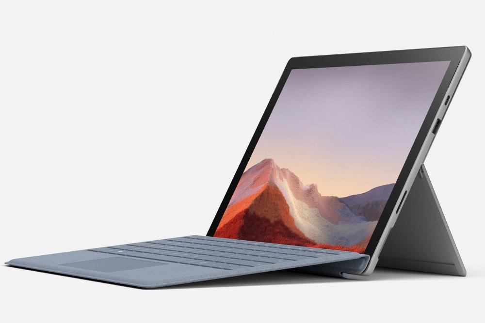 Das Microsoft Surface Pro 7 ist am Black Friday reduziert